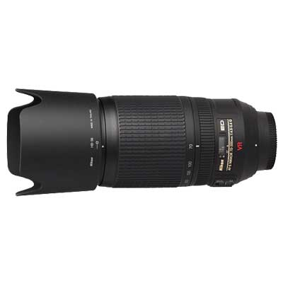 Nikon AF-S 70-300mm f/4.5-5.6G IF-ED VR Zoom-Nikkor (สินค้าขาด)