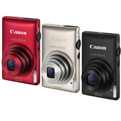 รูป Canon IXUS 220 HS ( IXY 410F /ELPH 300 HS )