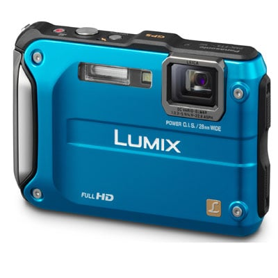 รูป Panasonic Lumix DMC-TS3/FT3
