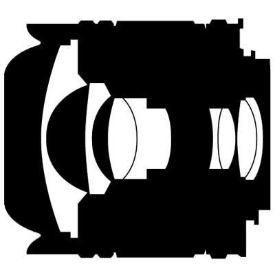 รูป Nikon AF 16mm f/2.8D Fisheye Nikkor