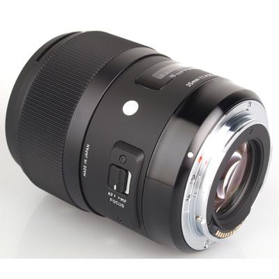 Sigma 35mm f/1.4 DG HSM(A)