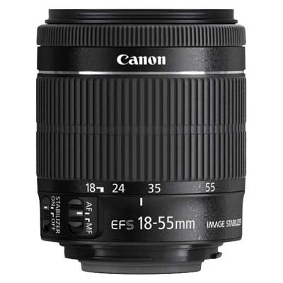 รูป Canon EF-S 18-55mm f/3.5-5.6 IS STM