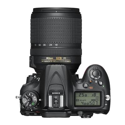 รูป Nikon D7200