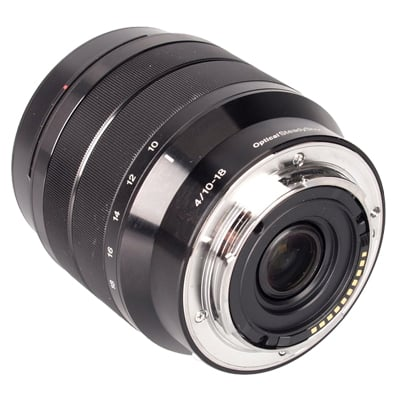 รูป Sony 10-18mm f/4 OSS Alpha E-mount Wide-Angle Zoom