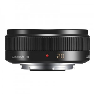 �ٻ Panasonic LUMIX G 20mm f/1.7 II ASPH