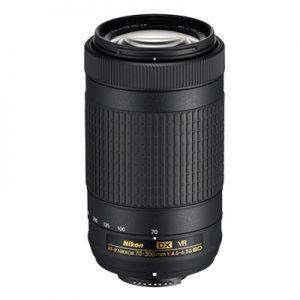 �ٻ Nikon AF-P DX Nikkor 70-300mm f/4.5-6.3 G ED VR