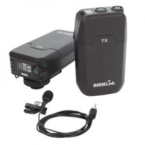 �ٻ Microphone Rodelink Flimmarker Wirless Kit