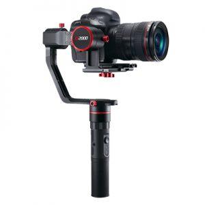 �ٻ FeiyuTech A2000 3-Axis Gimbal Dual Handheld Grip