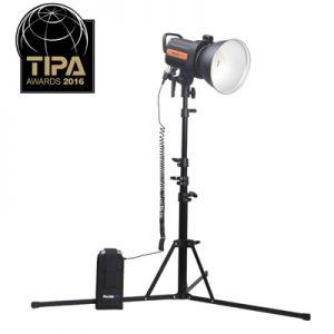 �ٻ Phottix Indra360 TTL Studio Light and Battery Pack Kit USA
