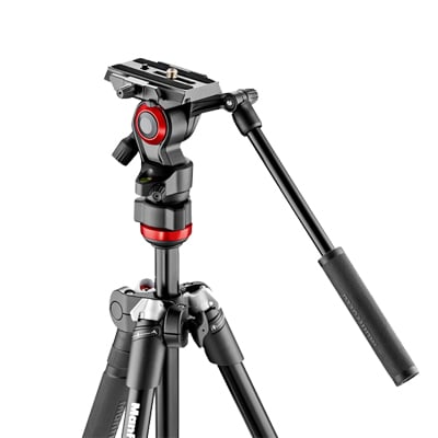 Manfrotto Tripod  Befree Live Video