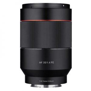 Samyang AF 35mm f/1.4 FE