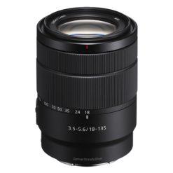 Sony E 18-135mm f /3.5-5.6 oss Lens E-Mount