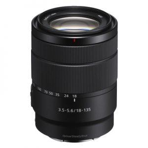�ٻ Sony E 18-135mm f/3.5-5.6 OSS Lens E-Mount