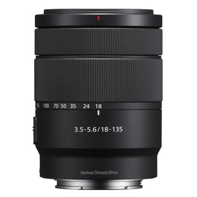 Sony E 18-135mm f/3.5-5.6 OSS Lens E-Mount