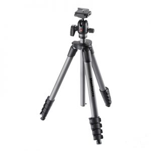 �ٻ Manfrotto Compact Advanced Aluminum Tripod with Ball head