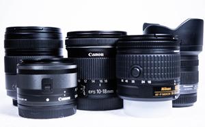 SLR Lens เลนส์-กล้องดิจิตอล
