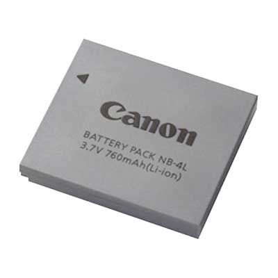 �ٻ Li-Ion BATTERY CANON NB-4L
